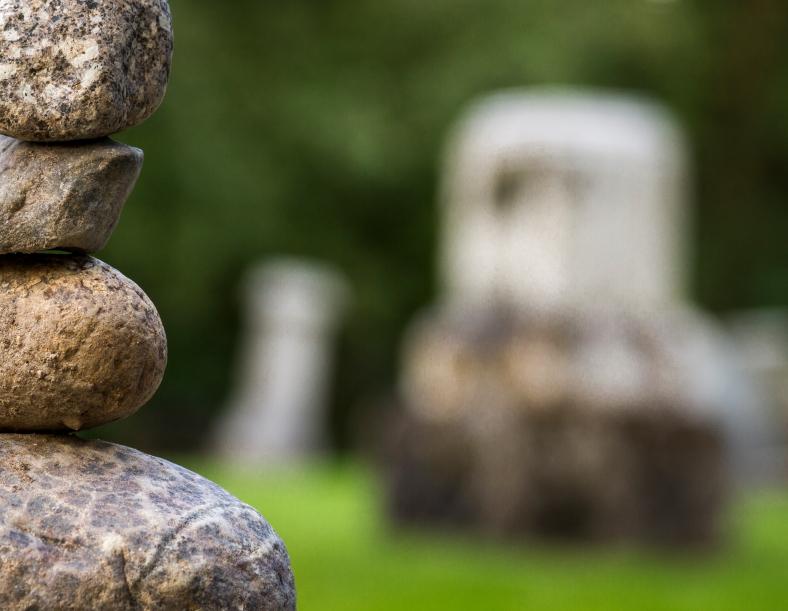 Graveyard Cairn